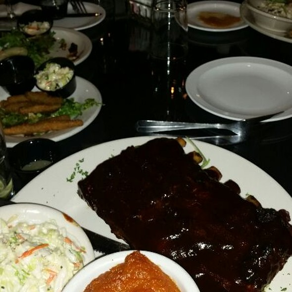 St. Louis Spare Ribs @ Norman's Bistro