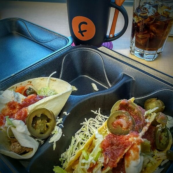 Tres Tacos From La Parralla @ Fooda Atlanta