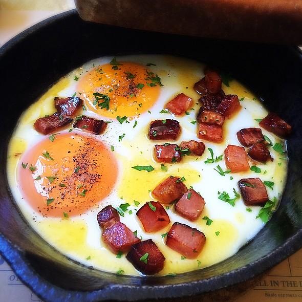 Dutch Eggs @ Toby's Estate