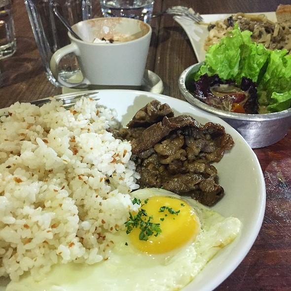 Wagyu Sukiyaki Beef Tapa