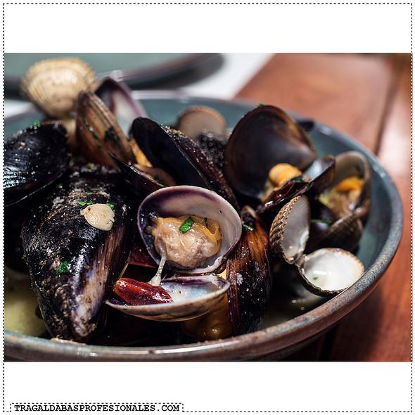 Assorted Seafood @ Barraca