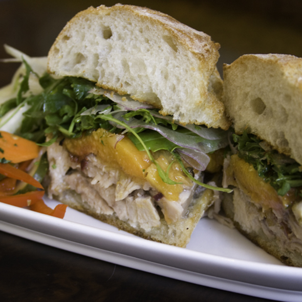 Porchetta Sandwich @ barbacco