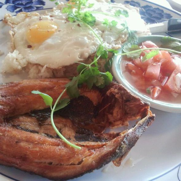 Bangus @ Uncle Mike's Place