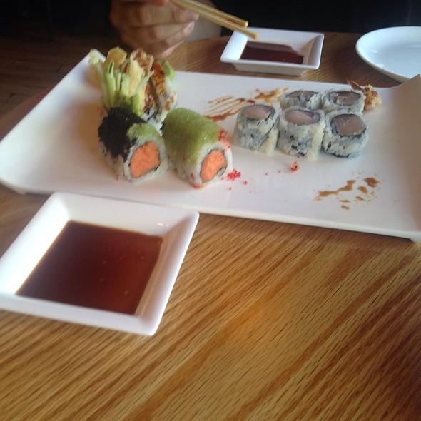 Assorted Sushi @ Watawa Sushi
