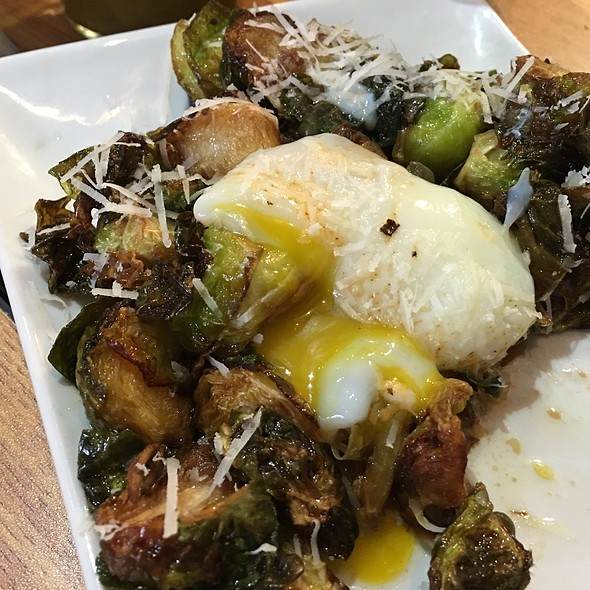 Brussels Sprouts @ Scratch Kitchen And Bake Shop