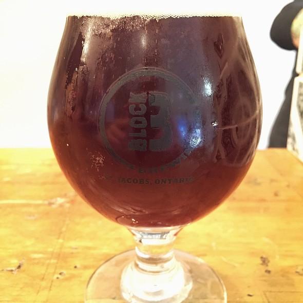 Block Three Brewing - Tapestry Belgian Brown Ale