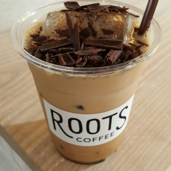 Cocoa Nibs Cold Brew