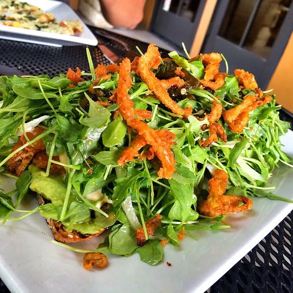 Serrano Avocado Shrimp Salad