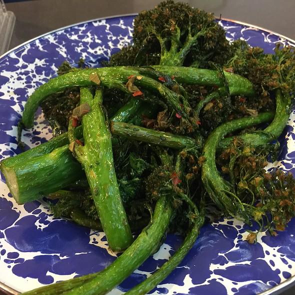 Spicy Broccolini