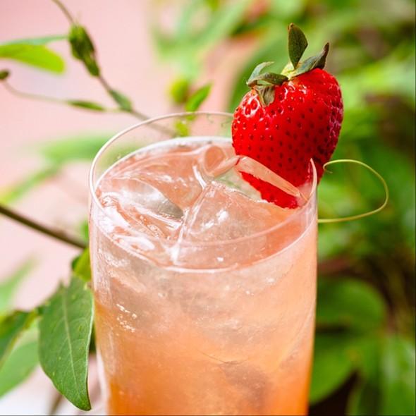 Cocktail - Rialto, Cambridge, MA