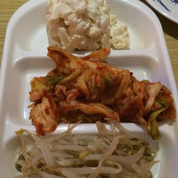 Banchan @ Kyung's Seafood