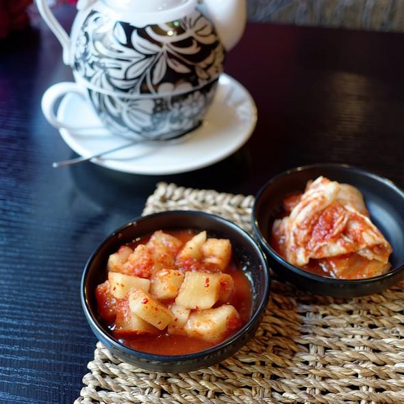 kimchi @ Chez Kimchi
