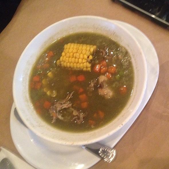 Chicken Noodle Soup @ Pio Pio