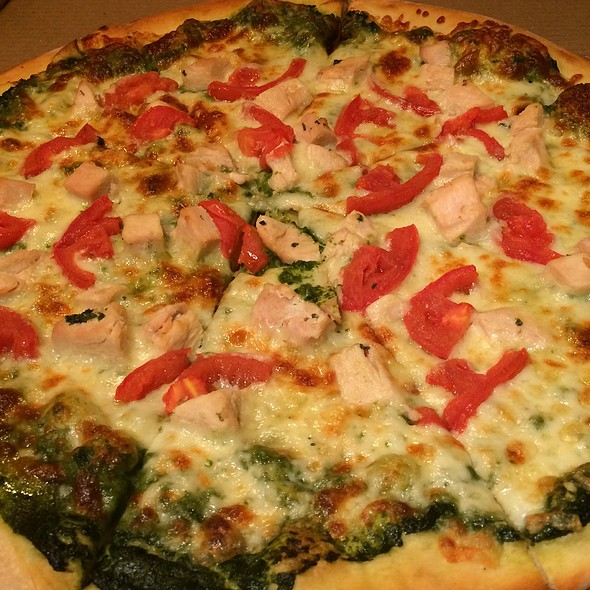 Most Loyal Pizza @ Trophy Brewing company