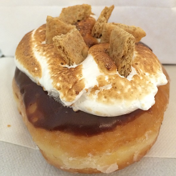 S'more Donut @ Rise Biscuits & Donuts