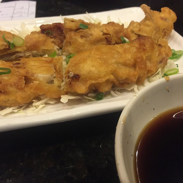 Soft Shell Crab @ Yamato Japanese Restaurant