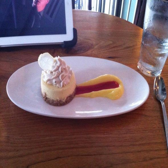 Lemon Cheesecake - Bluegrass Tavern, Baltimore, MD