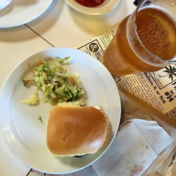 Big Island Beef Slider