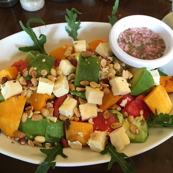 Butternut Salad @ The Bistro Cafe