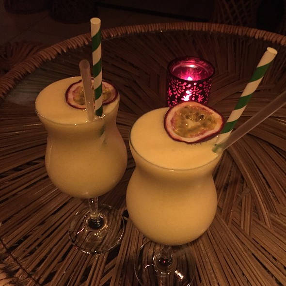 Passionfruit Daquiri @ The Sugar Cane