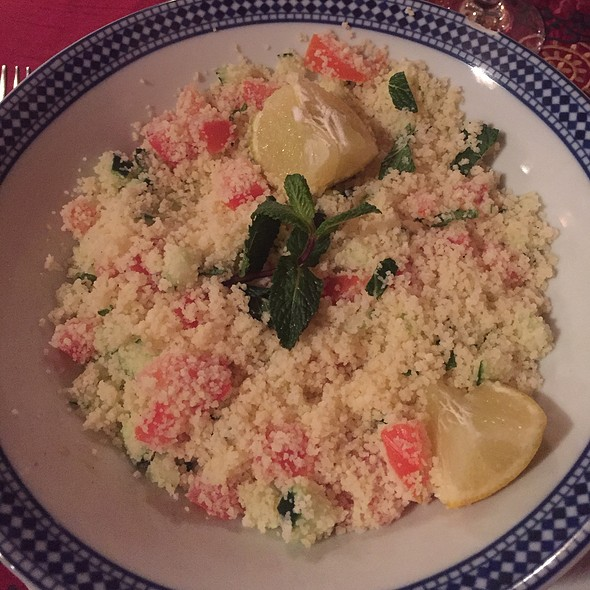 Berber Couscous @ Riad Kaiss Marrakech