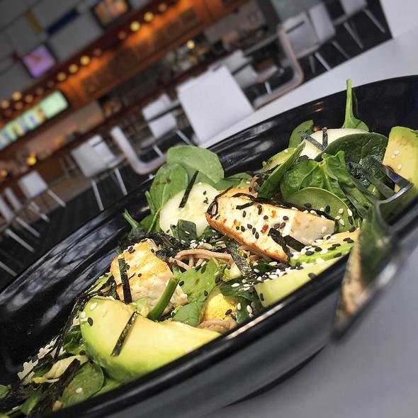 Yoda Soba Noodle Salad