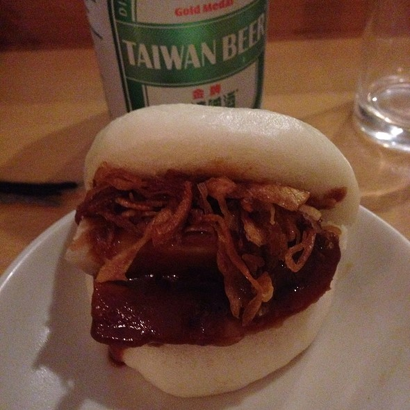 Pulled Pork Bao