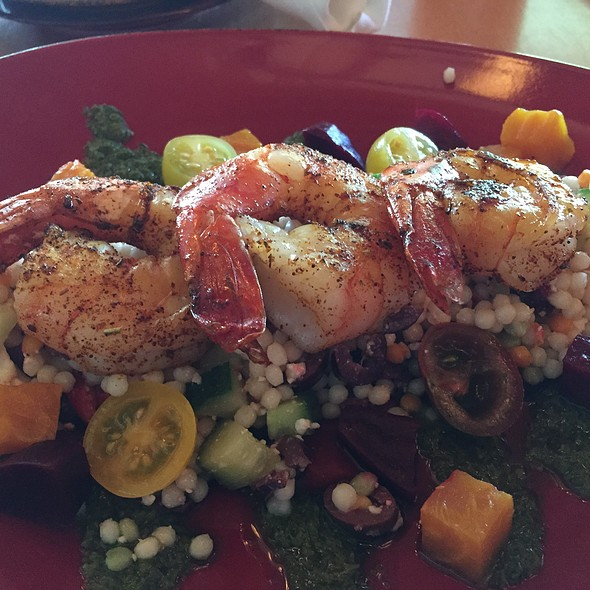 Grilled Shrimp And Couscous Salad - Frank & Alberts, Phoenix, AZ
