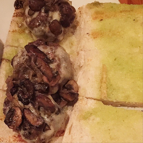 Beef Sliders - Fly Bar & Restaurant, Tampa, FL
