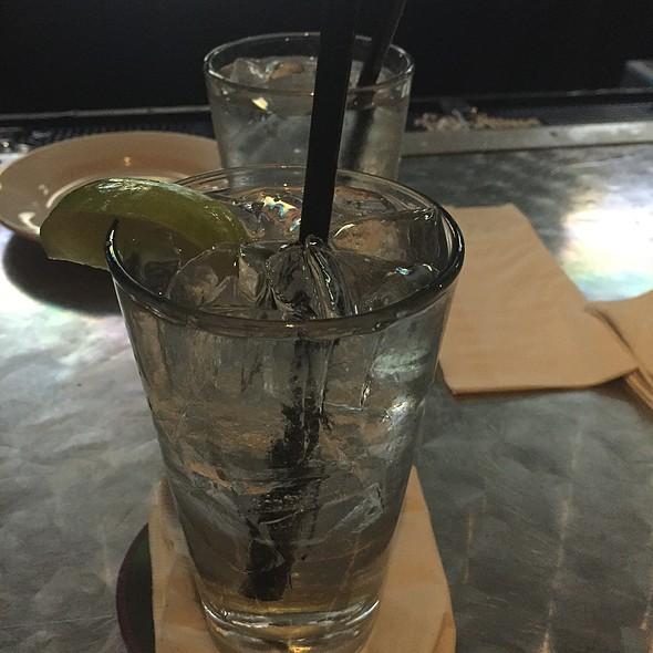 44 North Vodka Cocktail