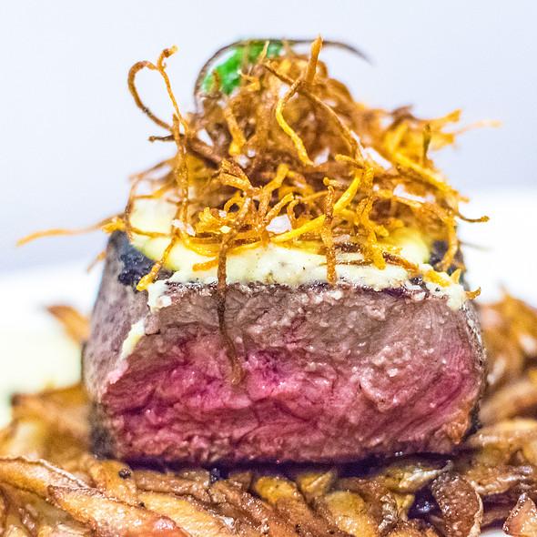 Filet Mignon @ Szindbád's Kitchen