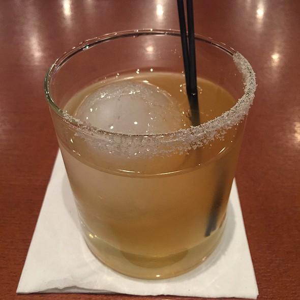 Speyside Spice Cocktail