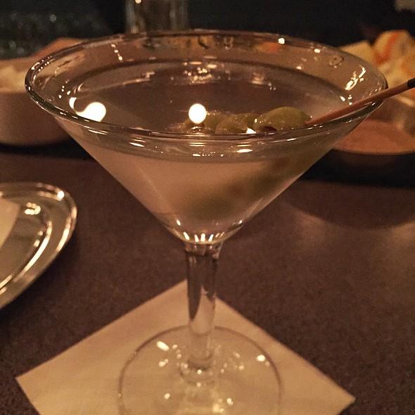 Dry Gin Martini