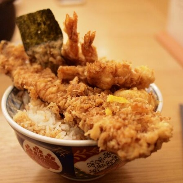 Deep Fried Sea Food Don @ 今子幸之助
