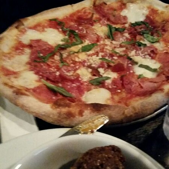 A1 Meats Pizza @ Johnny Rad's