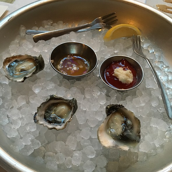raw oysters - Jax Fish House and Oyster Bar- Boulder, Boulder, CO