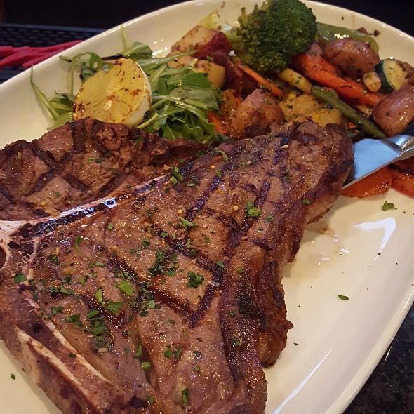 Bistecca alla Fiorentina - Toscana Italian Grill, Calgary, AB