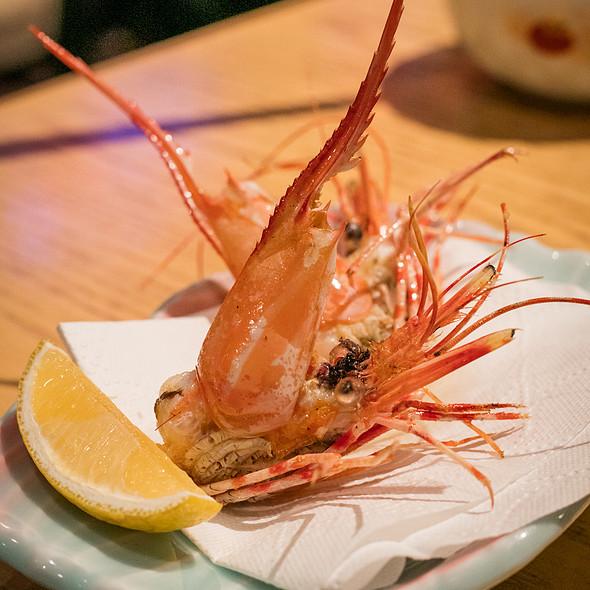 Fried Shrimp Head - Hatcho, Santa Clara, CA