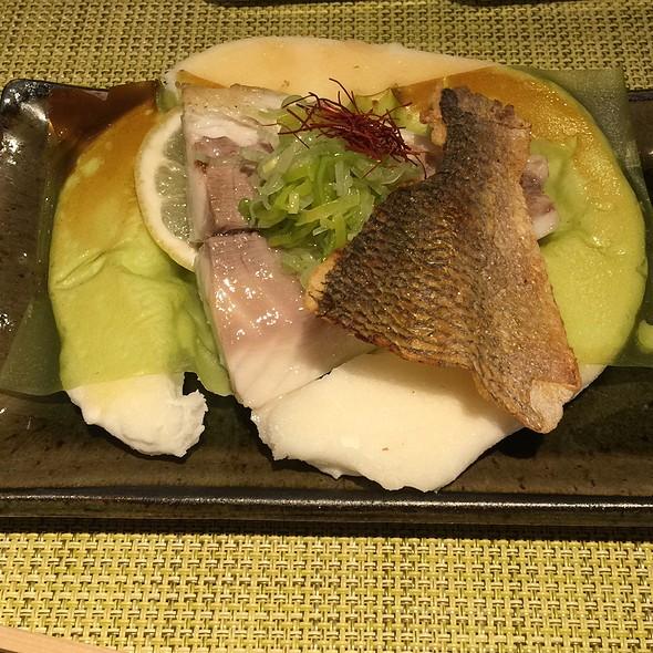 Dorada @ Teppanyaki Restaurant Sazanka