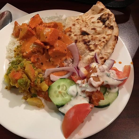 buffet @ Ambar India