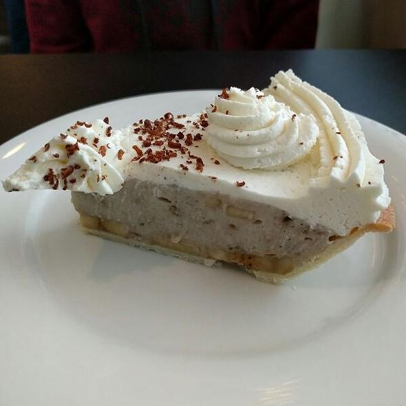 Banana Cream Pie @ Pie Cloud