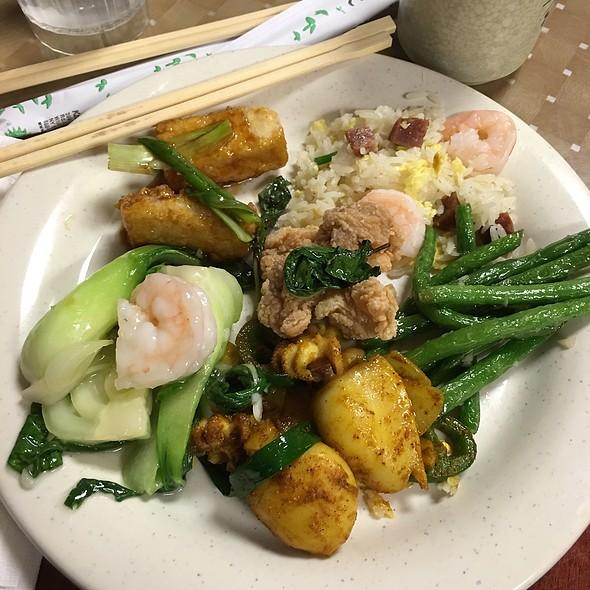 Crispy Tofu @ Golden Harbor