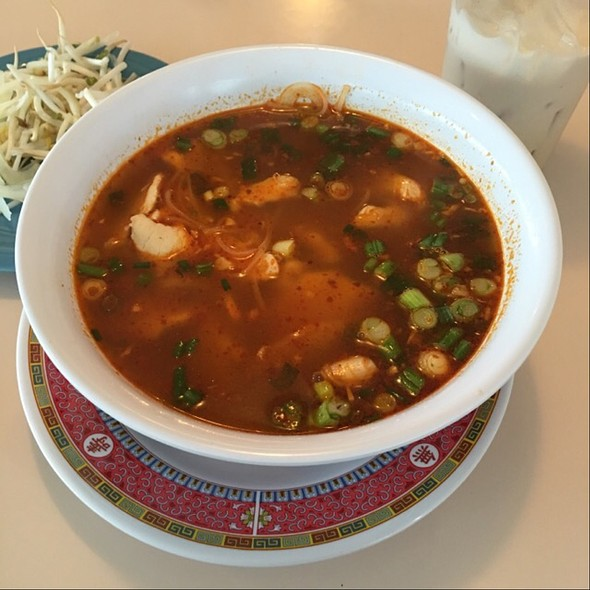 Pho @ Thara Thai Restaurant
