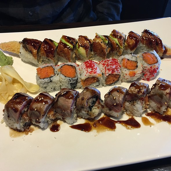 Sushi @ Sakanaya