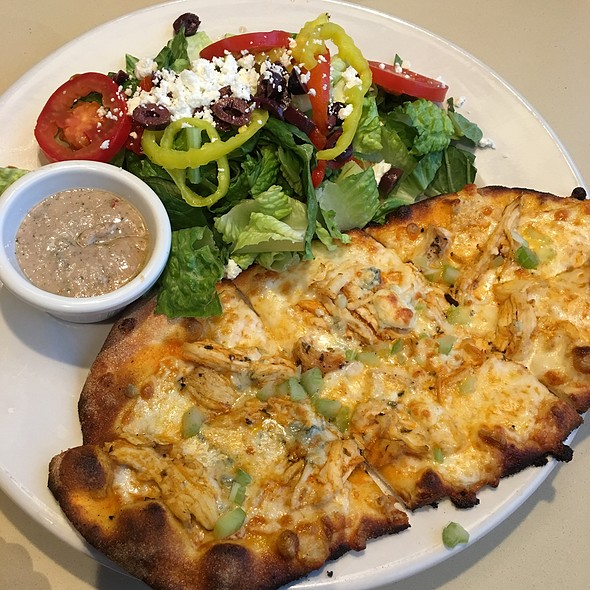 Buffalo Chicken Pizza @ Brixx Wood Fired Pizza