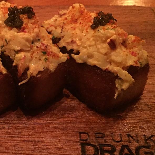Lobster Roll - Pan Brioches Fritto E Insalata Di Aragosta @ Drunken Dragon