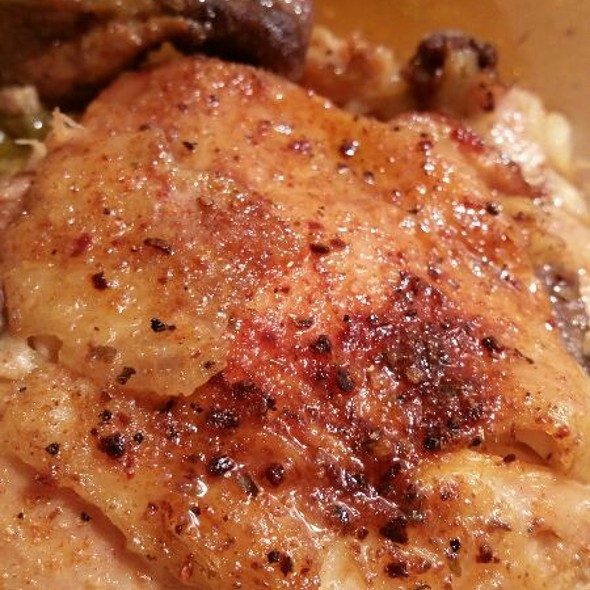 Creole Spiced Baked Chicken @ STaZiI's Place (Home Sweet Home)
