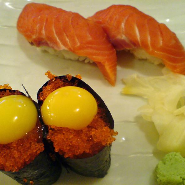 Nigiri Sushi @ Sushi Tomi Restaurant