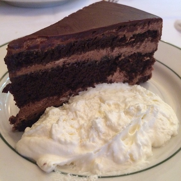 Gigantic Chocolate Cake