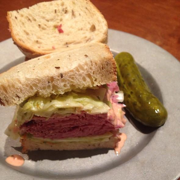 Pastrami Sandwich @ Katz's Deli